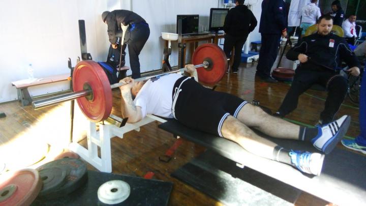 181 килограмм — не предел: поморские пауэрлифтеры завоевали две медали на Кубке России