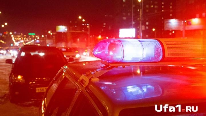 На дороге в Уфе нашли тело мужчины, убитого в драке