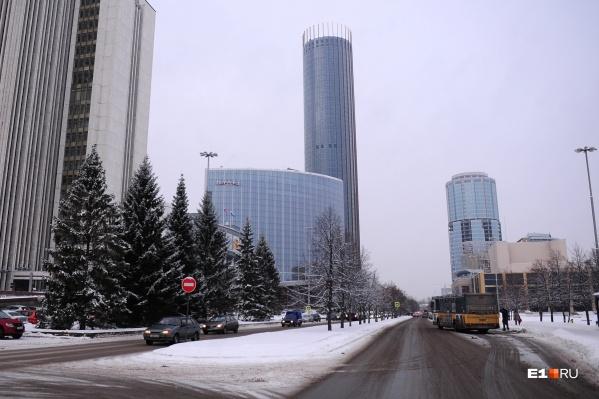 Квадратный метр апартаментов в башне «Исеть» стоит около 200 тысяч