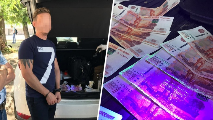 В Самаре по подозрению во взятке задержали замначальника отдела судебных приставов