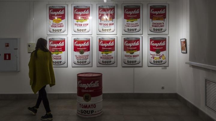 Потреблять? В музее Машкова разберутся с творчеством Энди Уорхола и Роя Лихтенштейна