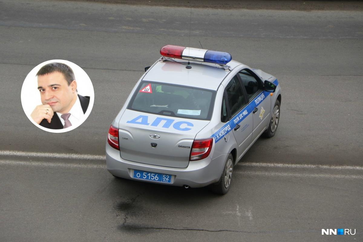 Нижегородскому чиновнику-ясновидцу, попавшемуся на пьяной езде, вернули права
