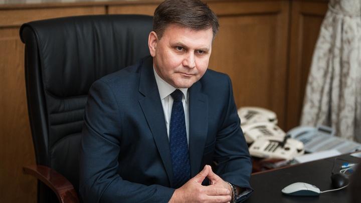 Новым главным федеральным инспектором в Курганской области назначен Артём Пушкин