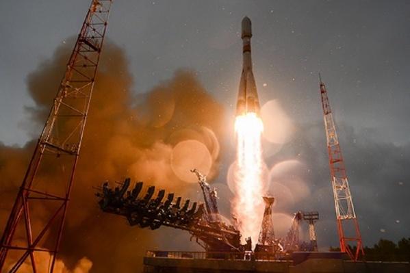 Погодные условия не повлияли на качество запуска ракеты
