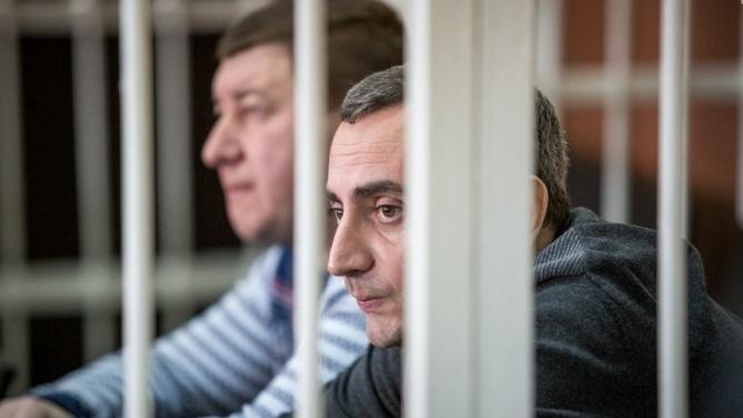 Александр Солодкин-младший вышел на свободу в июне 2017 года