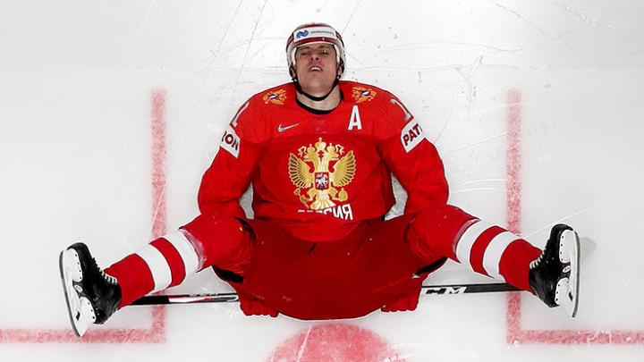 Южноуральцы на привале: сборная России одержала третью победу подряд, взяв верх над Чехией