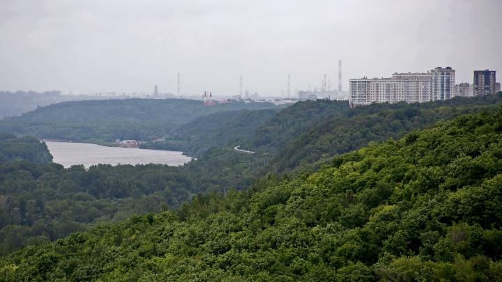 ЧП 5-го уровня: экологи из Германии подготовили отчет об облаке, пролетевшем над Башкирией