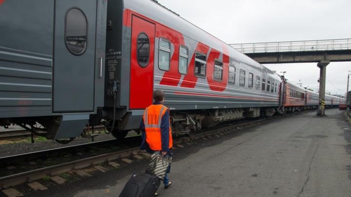 На станции Кольцово поезд сбил 61-летнего мужчину, который шёл рядом с путями