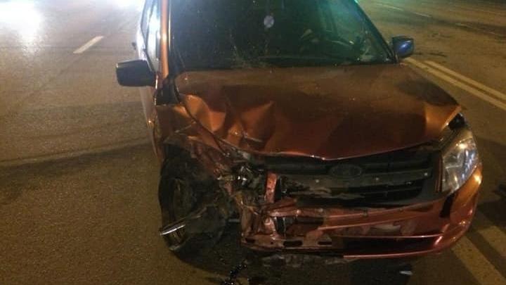 Пьяный на Honda протаранил в Уфе две машины и врезался в столб: его пассажирка скончалась в больнице