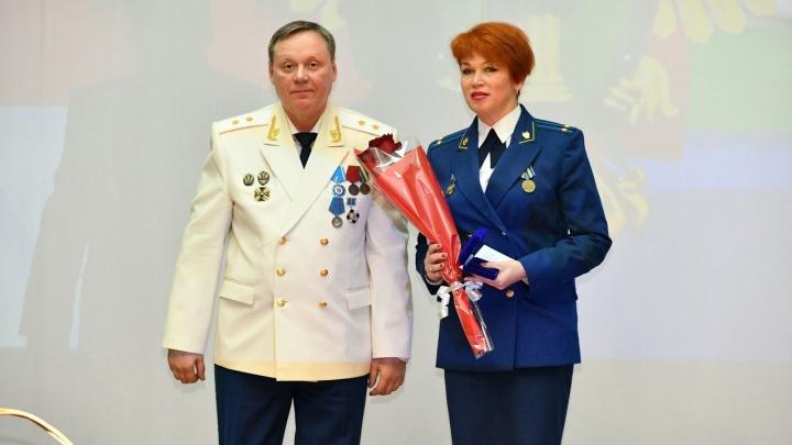 Областной думе 21 января представят Андрея Назарова — кандидата на должность прокурора Зауралья