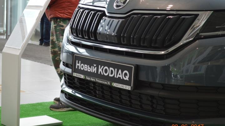 Первый внедорожник ŠKODA KODIAQ: открытие нового мира