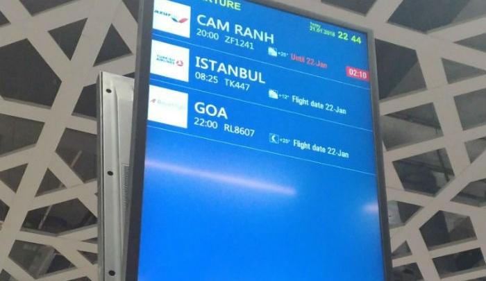 Уфимские пассажиры уже больше 6 часов ждут в аэропорту свой рейс во Вьетнам