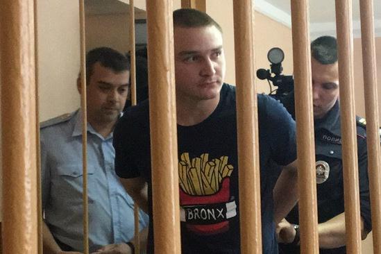 Сегодня суд избирал меру пресечения для шестерых подозреваемых по делу о пытках заключённого