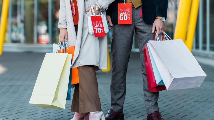 Самый черный день в году: ищем большие скидки на распродажах в Екатеринбурге