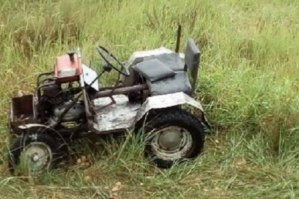 В Курганской области мальчик погиб из-за того, что водитель не справился с управлением