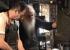 «Пришел будто на работу устраиваться»: уральский кузнец научил актера Дмитрия Певцова ковать гвозди
