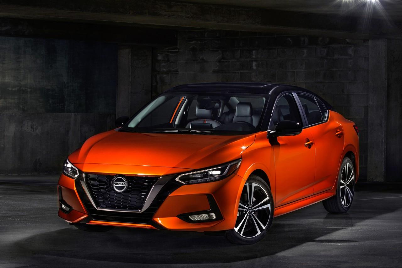Nissan Sentra 2020-го модельного года