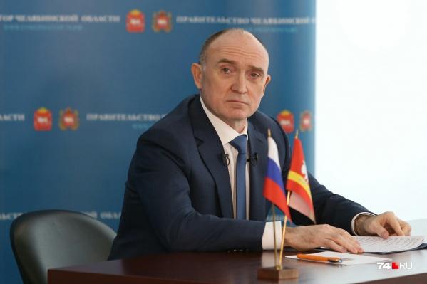 Борис Дубровский планировал осенью участвовать в выборах, чтобы избраться на второй срок
