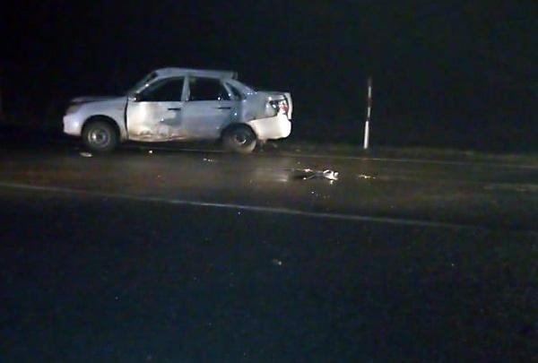 Под Уфой «Лада-Приора» врезалась в грузовик «Рено», погибла 21-летняя девушка