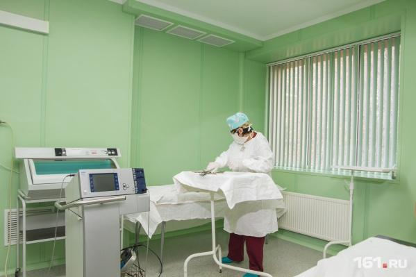 В медицинском центребудут проводить диагностику и лечить онкологические заболевания