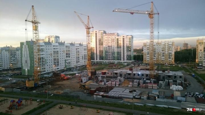 «Это рисунок, а не проект»: челябинцы остались недовольны новым планом застройки «Паркового-2»