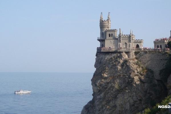 Билеты в Крым на июнь из Красноярска сейчас стоят от 11 до 30 тысяч на человека