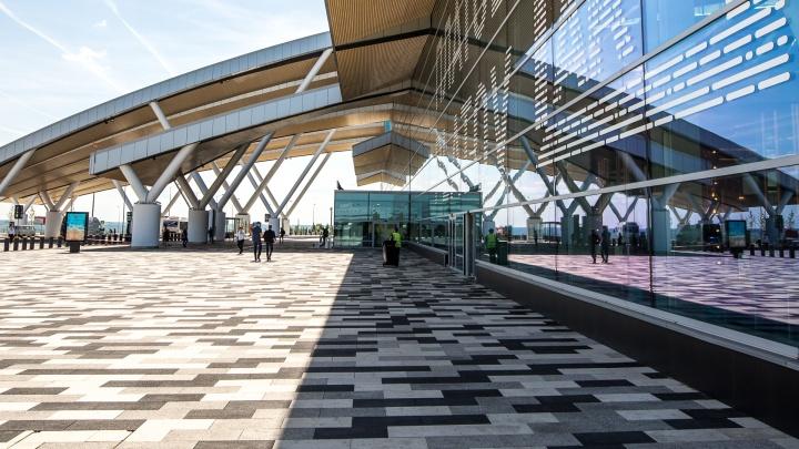 В ростовском аэропорту Платов умер один из пассажиров