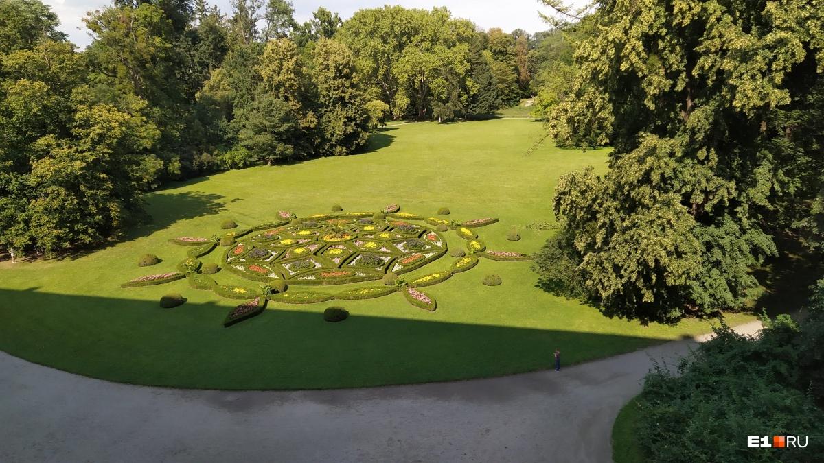 Сады являются объектом культурного наследия ЮНЕСКО