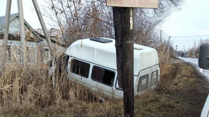 Аварийное утро Волгограда: в двух крупных ДТП пострадали как минимум девять человек