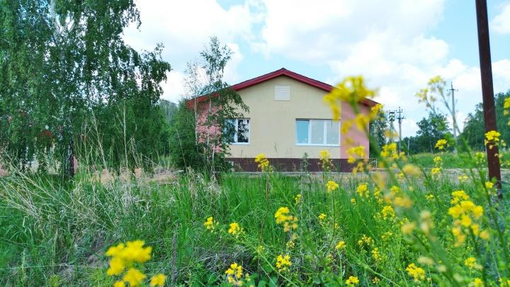 Под Челябинском построят коттеджный посёлок на сотню домов