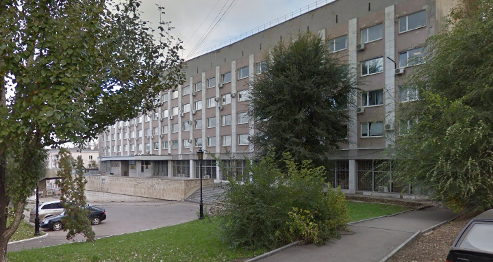 Самарец 20 лет остается прописанным в здании главного следственного управления МВД