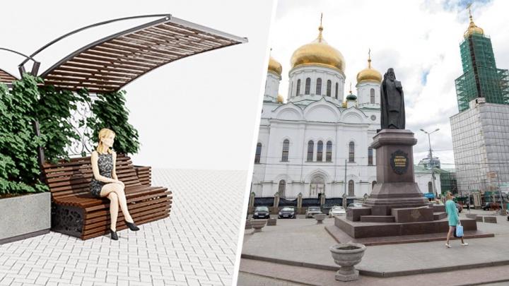 Контракт на благоустройство Соборной площади в Ростове получила компаньон сына Сакеллариуса