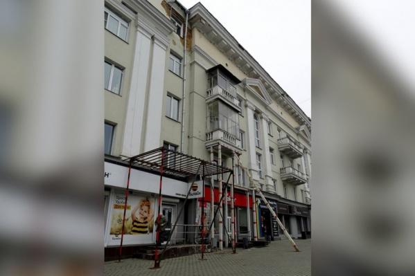 К 2020 году должны быть приведены в порядок все фасады домов, которые находятся на гостевом маршрте