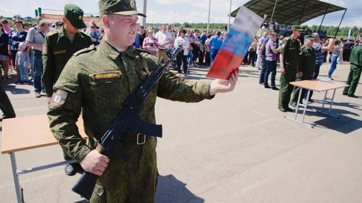 Факультет военного обучения ЮУрГУ — отличный старт для государственной службы