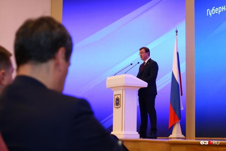 """Губернатор <a href=""""https://63.ru/text/house/66476932/"""" target=""""_blank"""" class=""""_"""">считает</a> начало мусорной реформы в Самарской области успешным&nbsp;"""