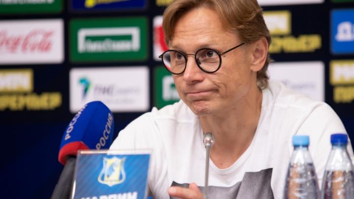 «Генералом я уже был»: Валерий Карпин прокомментировал слухи о своем переходе в «Спартак»