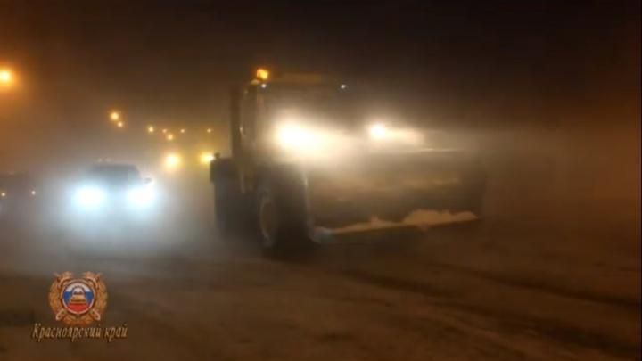 Сильнейшая метель блокировала аэропорт Норильска