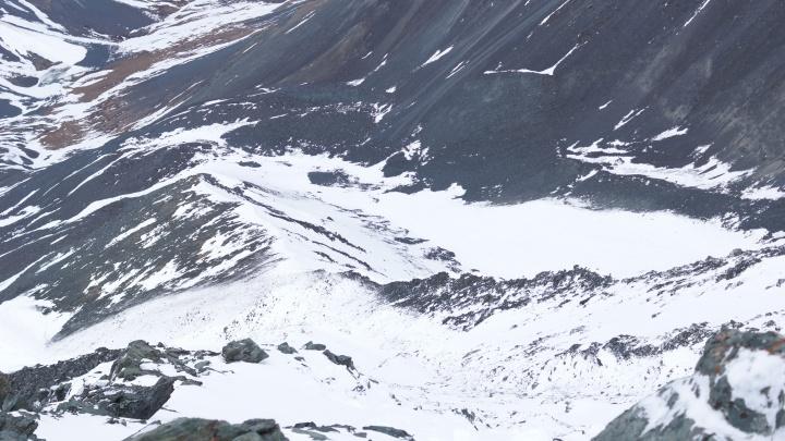 МЧС показало снимки места в горах Алтая, где погибли туристы