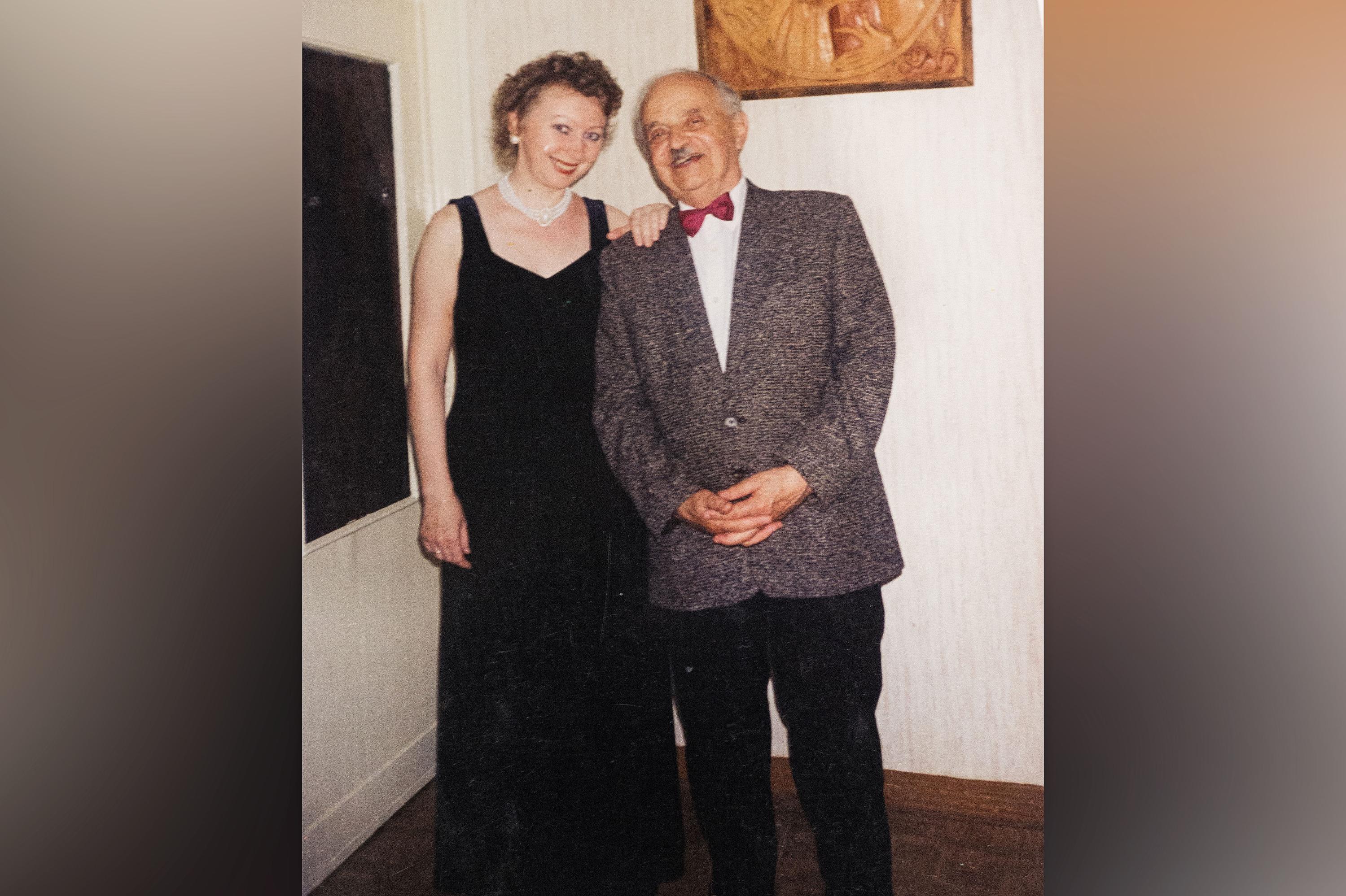 Юрий и Тамара Магалиф