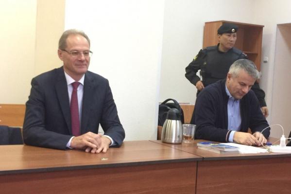 Василий Юрченко пришёл в суд с боевым настроем