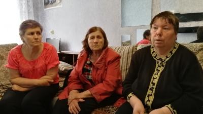 Пропавшая вместе с семьей женщина до исчезновения: «Я там больше не могу находиться»