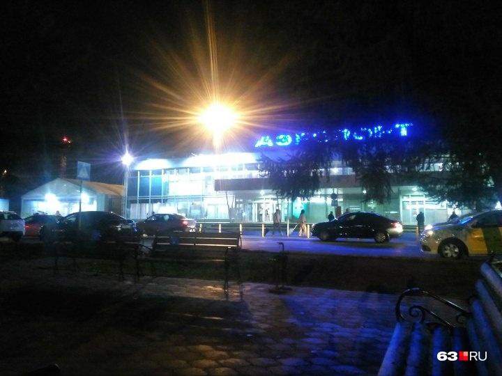 Пермь, прощай! (Это старый терминал аэропорта Большое Савино)