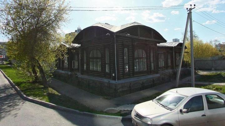 Старинный особняк у подножия башни «Исеть» выкупила УГМК