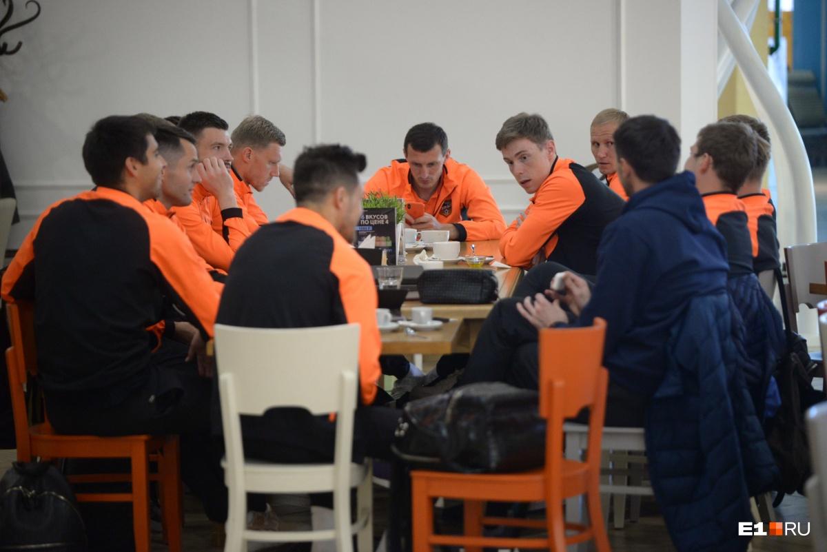 Круглый стол перед матчем