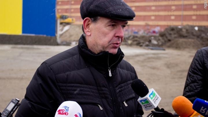 Из мэрии Новосибирска уходит главный чиновник по транспорту и дорогам