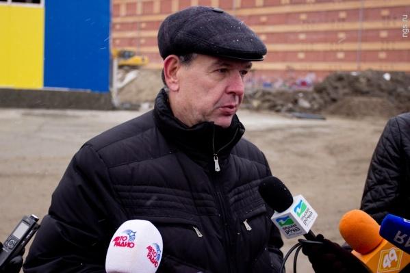 Сергей Райхман покидает свой пост