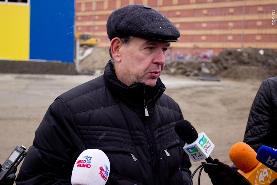 Сергей Райхман оставляет пост начальника транспортного департамента мэрии Новосибирска