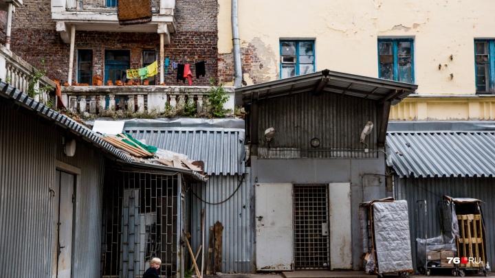 «Со вкусом»: чиновники Ярославля предложили туристам прогулку по подворотням