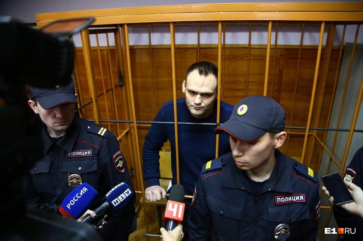 Алексей Сушко не признал свою вину
