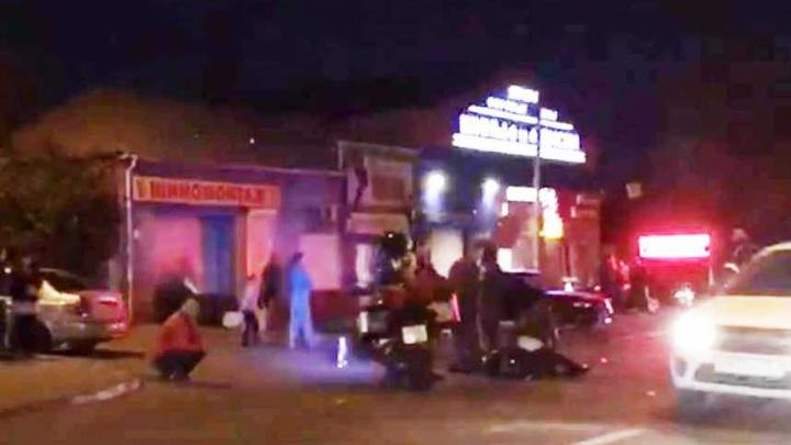 Не уступил дорогу мотоциклу: в Ростове байкер погиб после столкновения с «Акцентом»